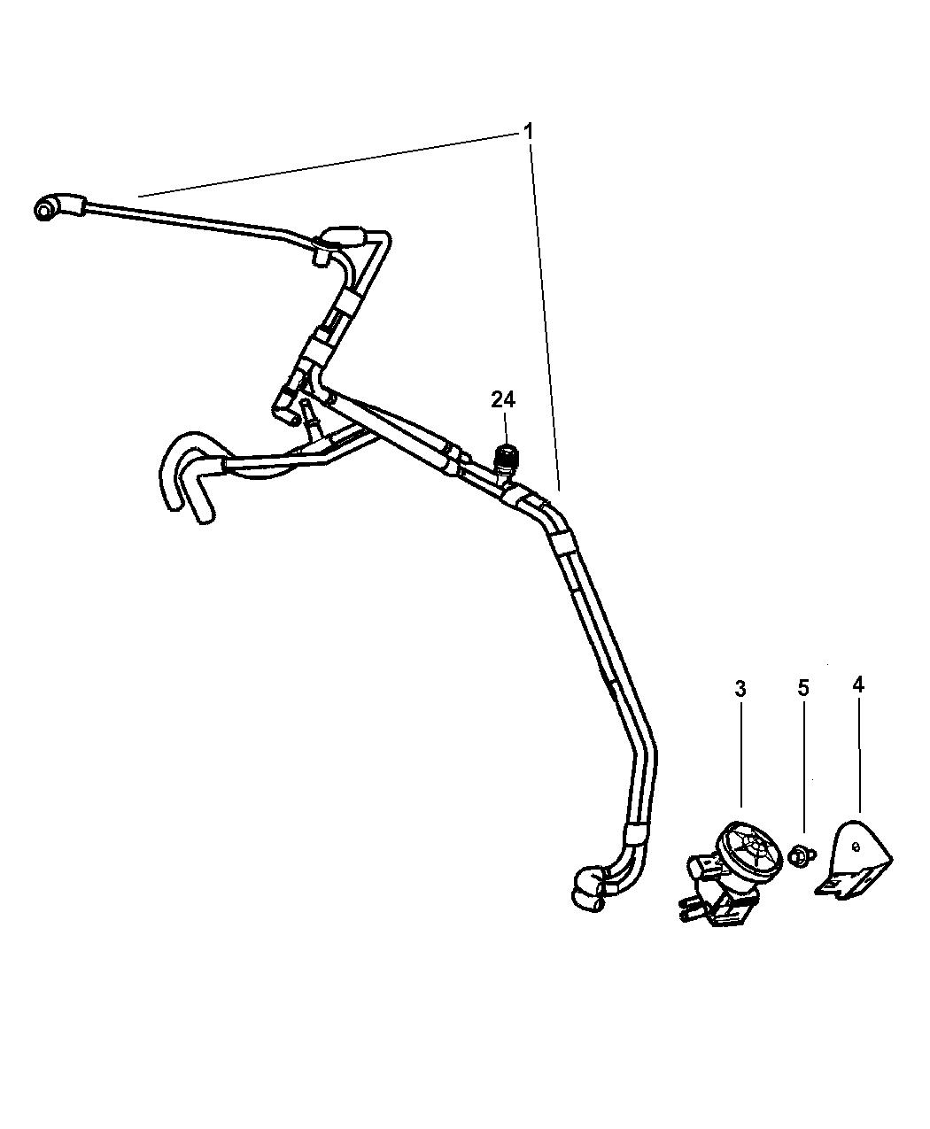 2005 chrysler pt cruiser emission control vacuum harness PT Cruiser Wheels Diagram