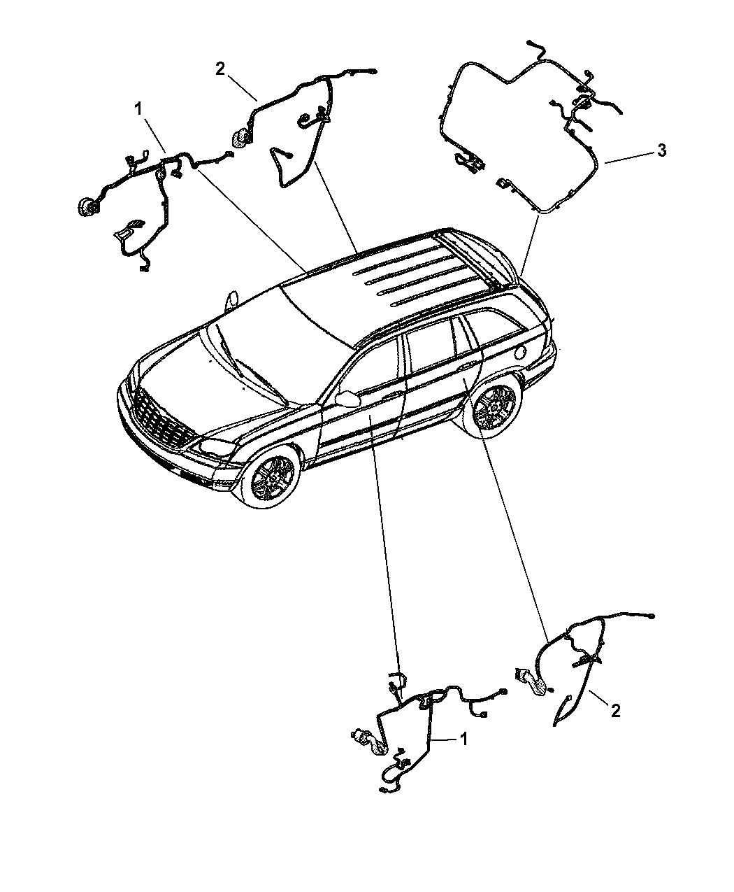 roger vivi ersaks: 2008 Chrysler Pacifica Wiring Diagram