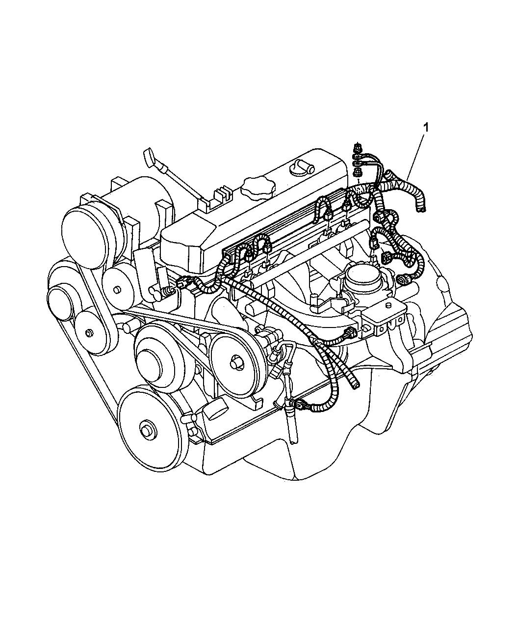 2003 Dodge Dakota Wiring