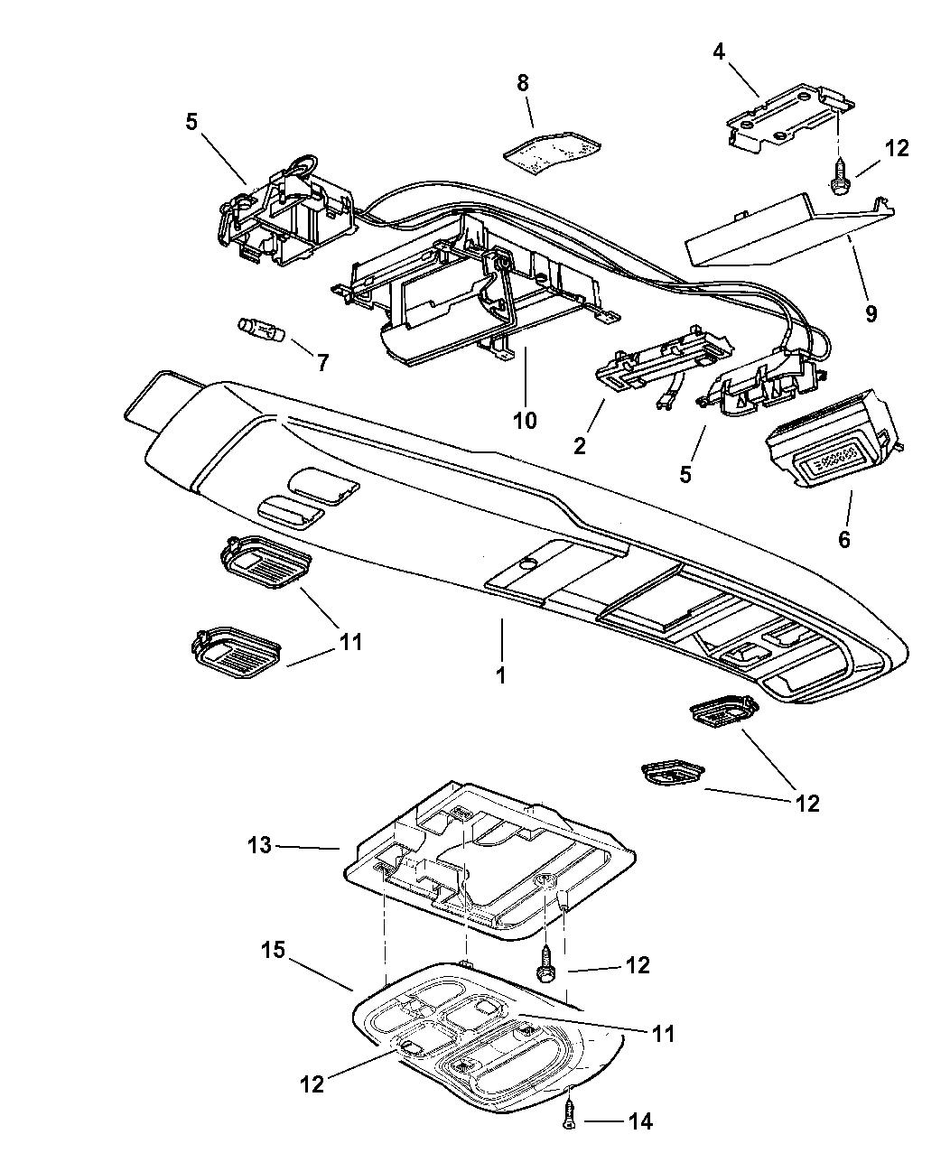 Jeep Cherokee Overhead Console Wiring Diagram Library 1997 Grand