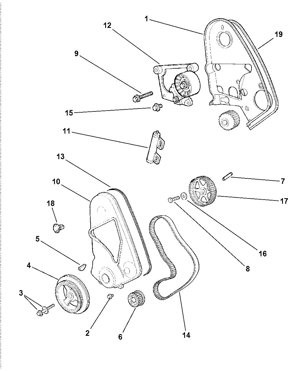 98 Seabring 2 5 Engine Diagram