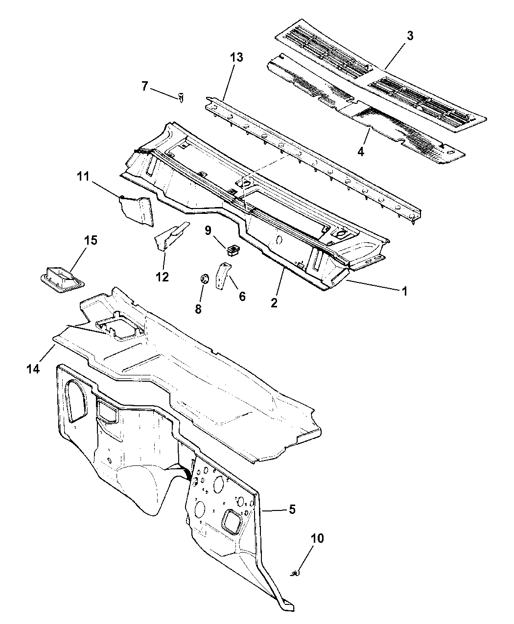 Wiring Diagram: 32 2001 Jeep Grand Cherokee Parts Diagram