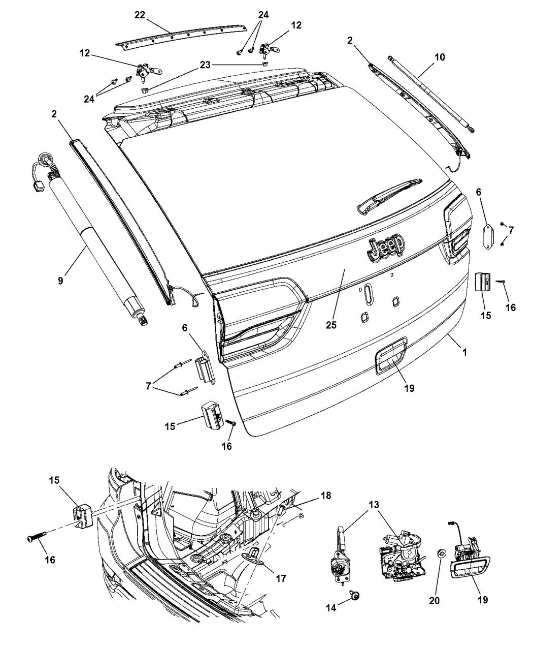 Wiring Diagram Jeep Grand Cherokee 2014
