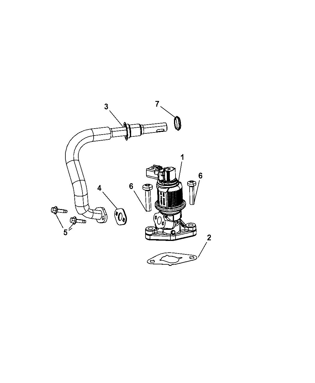 2008 jeep liberty egr valve