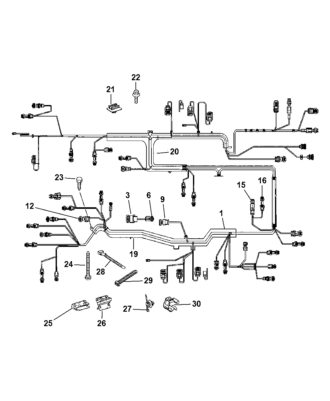 dodge sprinter engine wiring diagram