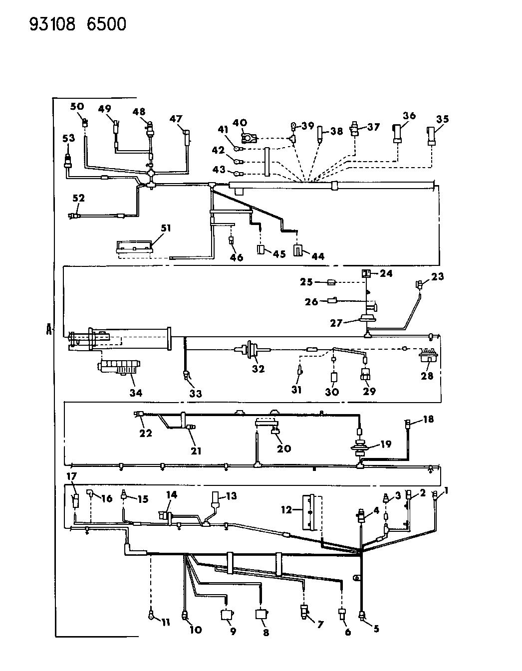 1993 chrysler lebaron wiring diagram wiring library plymouth wiring diagrams chrysler lebaron wiring diagrams #11