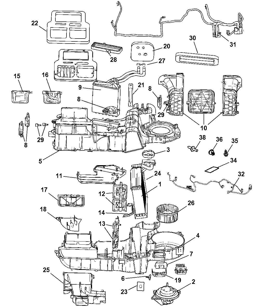 68057727aa  c and heater