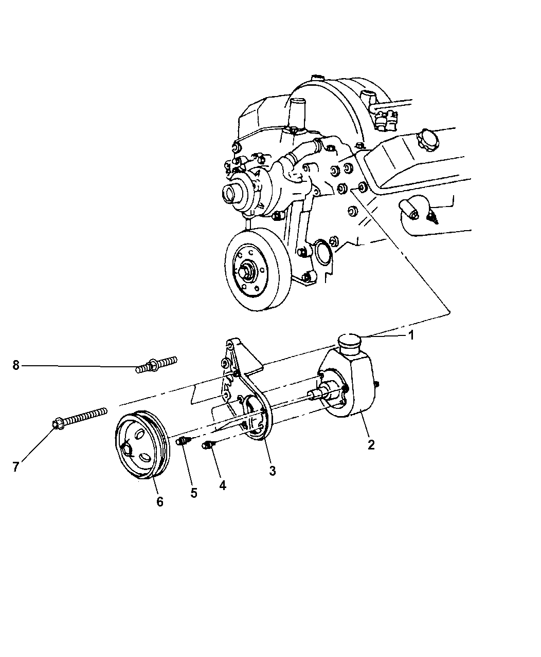 Dodge Durango 5 9l Engine Diagram. Dodge. Auto Wiring Diagram