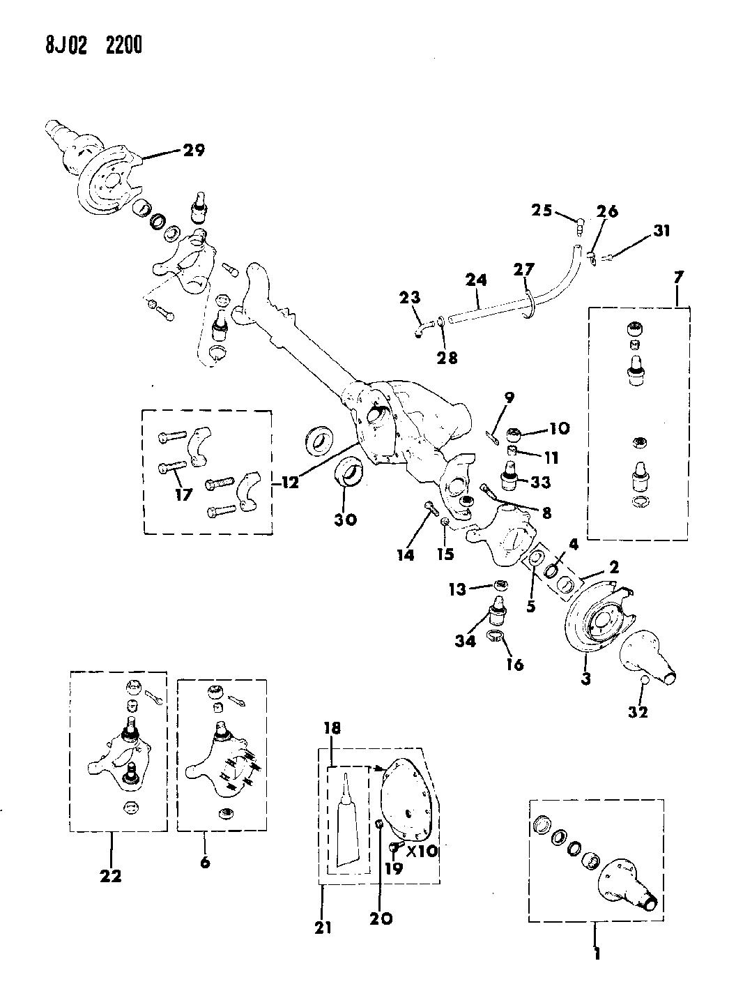 1990 Jeep Front Suspension Diagram - Wiring Diagrams Jeep Front Suspension Diagram on