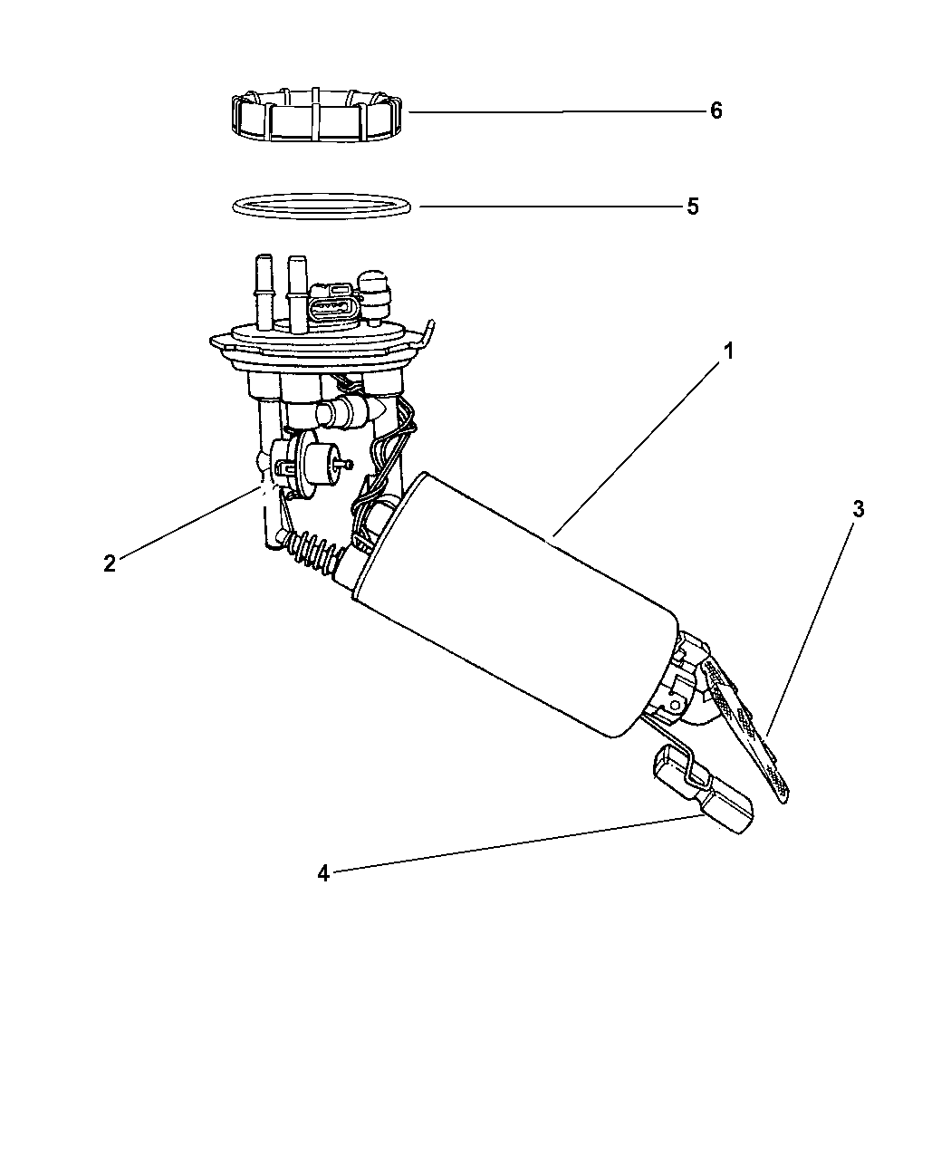 Ford 4 0 Sohc Engine Diagram Showing Oil Pump - Wiring Diagram