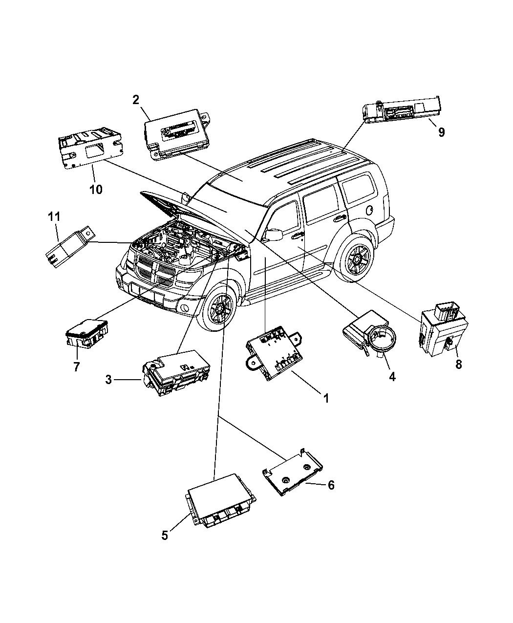 Dodge Nitro Blend Door Location Get Free Image About Wiring Diagram
