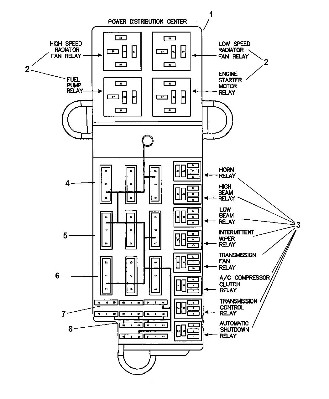 Plymouth Prowler Wiring Diagram - Wiring Diagram
