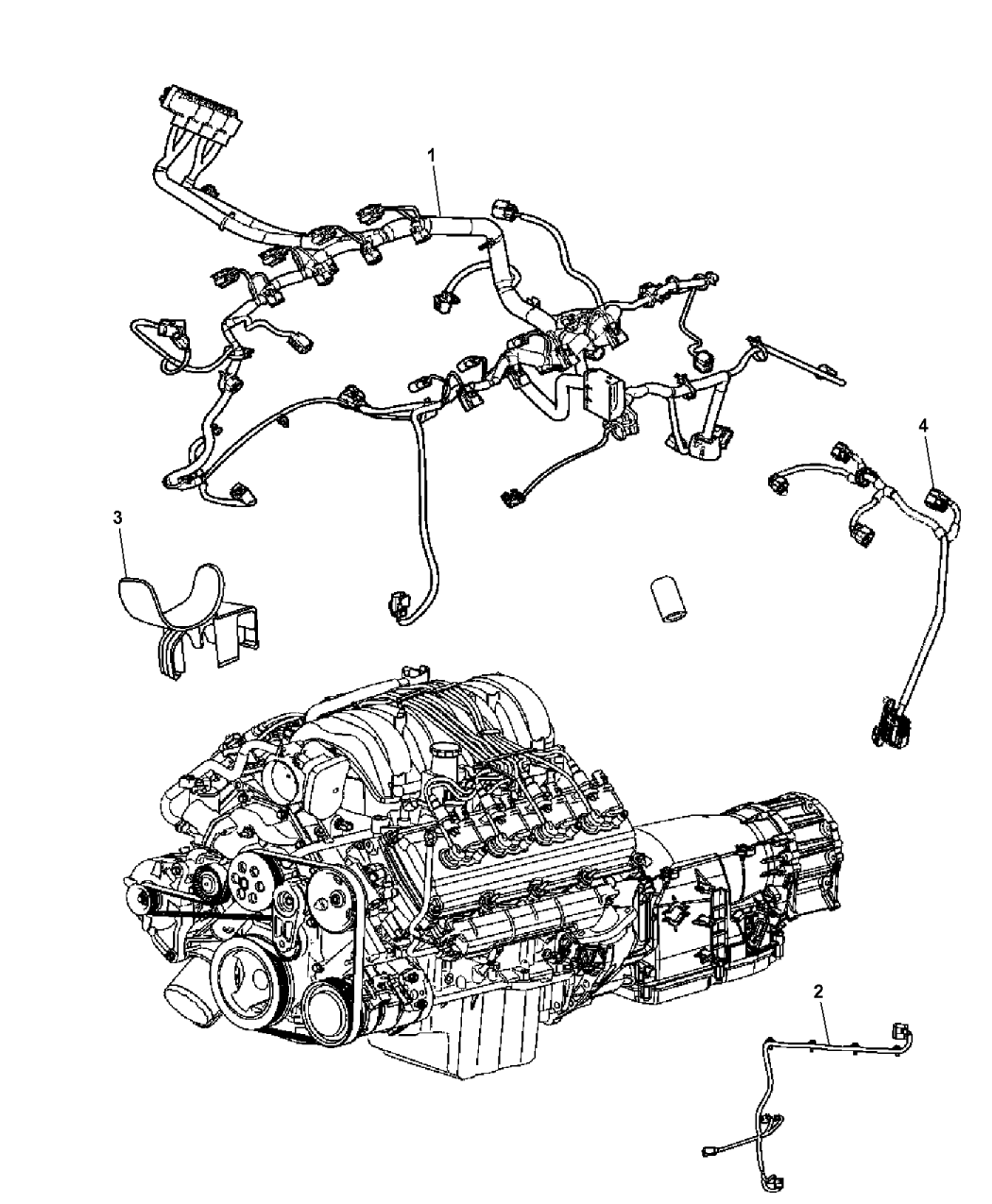 Jeep Commander Engine Diagram 5 7 L Emi Auto Electrical Wiring Related With
