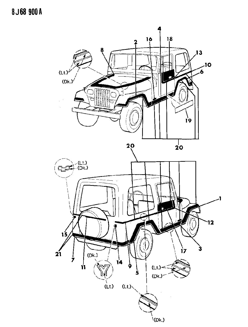 1987 Jeep Wrangler 4 2l Engine Diagram. Jeep. Wiring