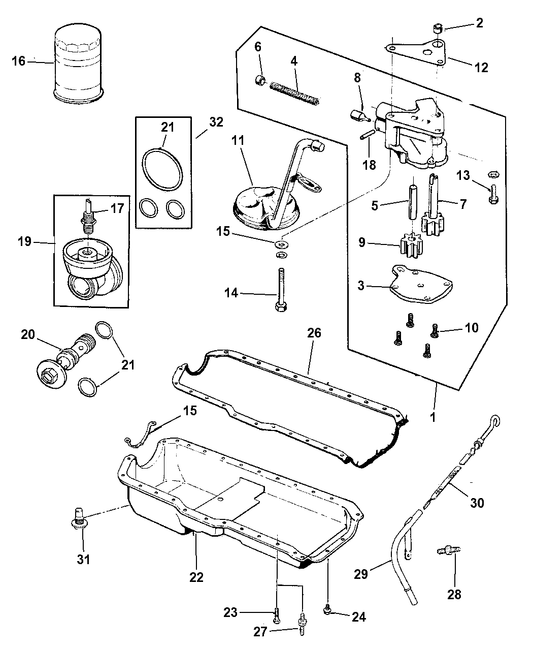 Tech Teazer: 2000 Jeep Grand Cherokee Oil Pan