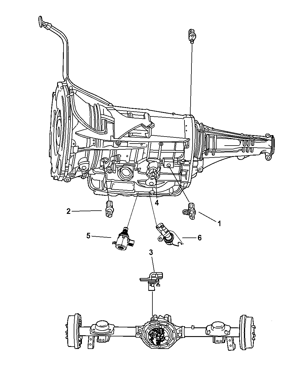 Dodge Nitro 4 0 Engine Diagram Wiring Library 2007 Sensor Drive Train