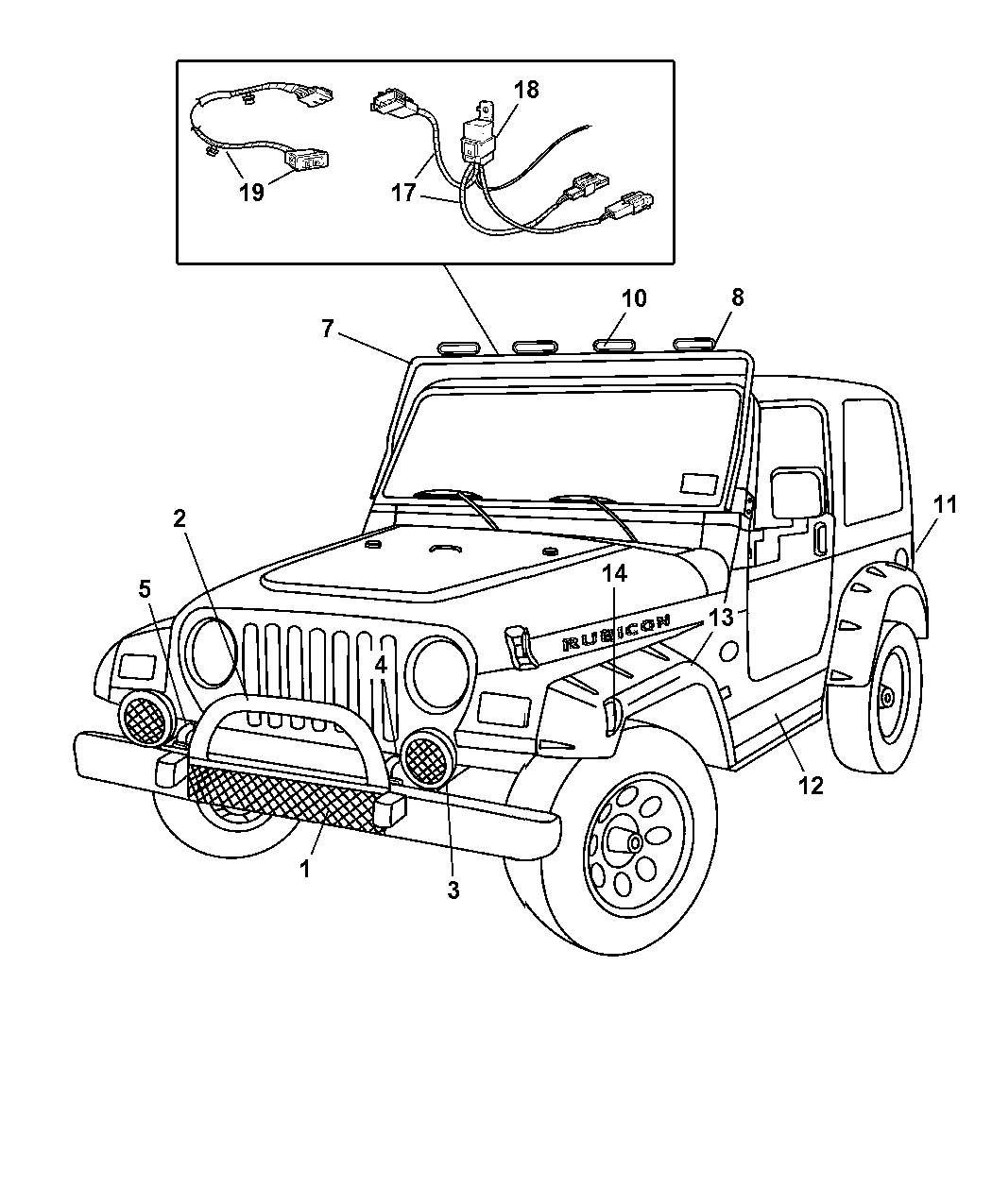 2003 jeep wrangler tomb raider edition