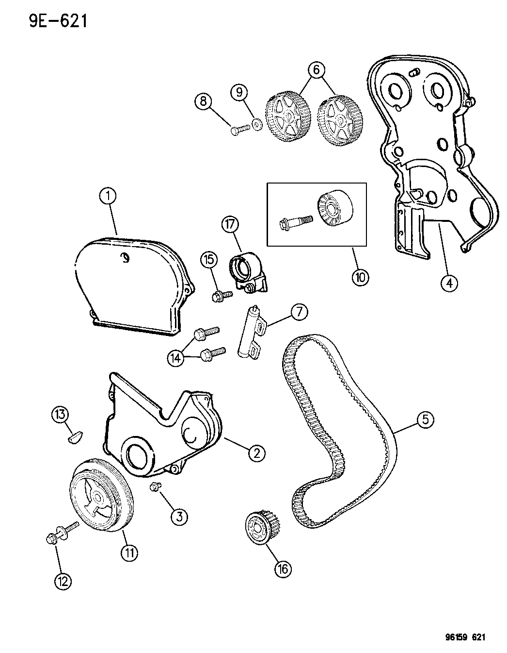1996 Dodge Grand Caravan Engine Diagram