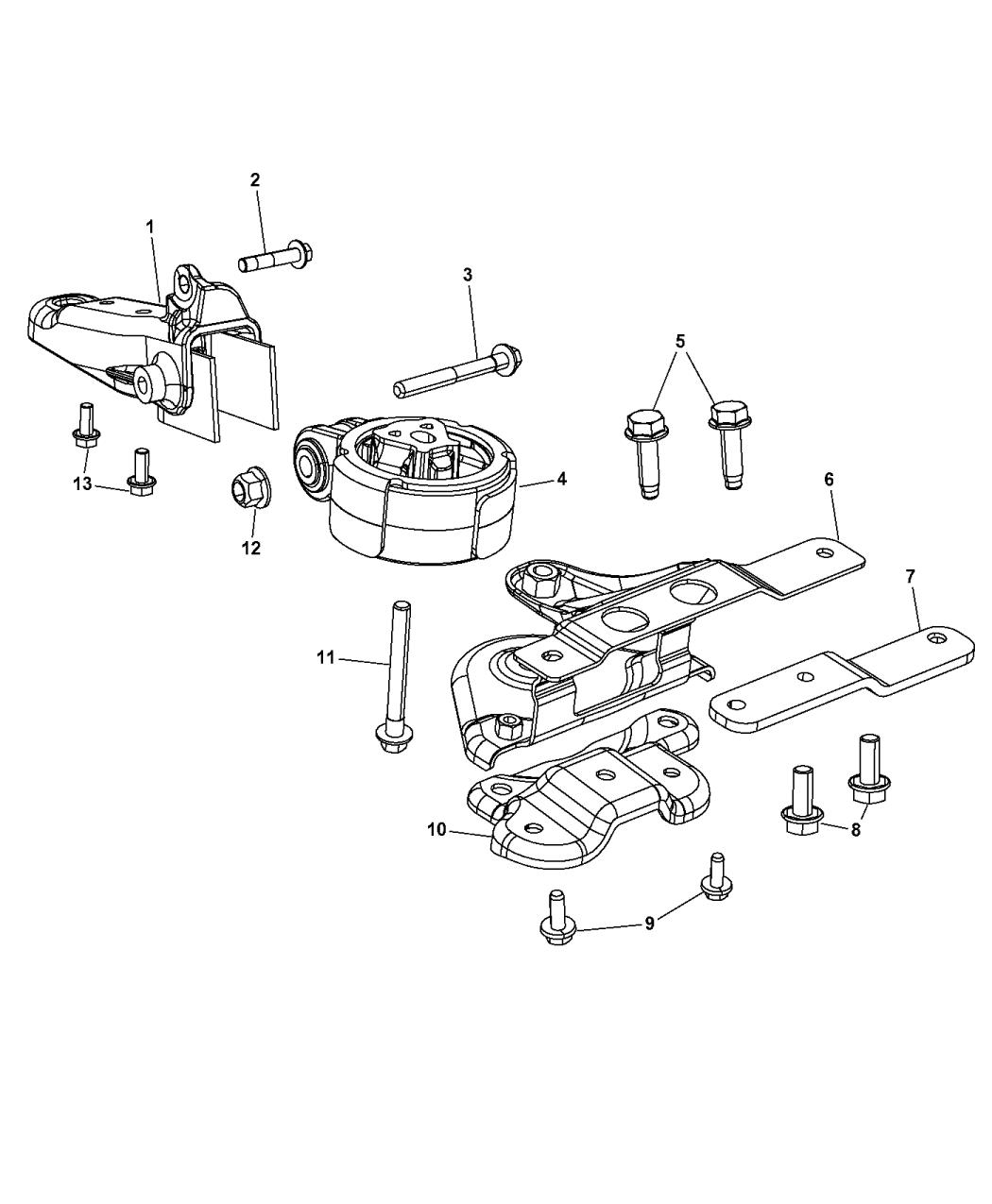 2012 Dodge Journey Engine Diagram • Wiring Diagram For Free