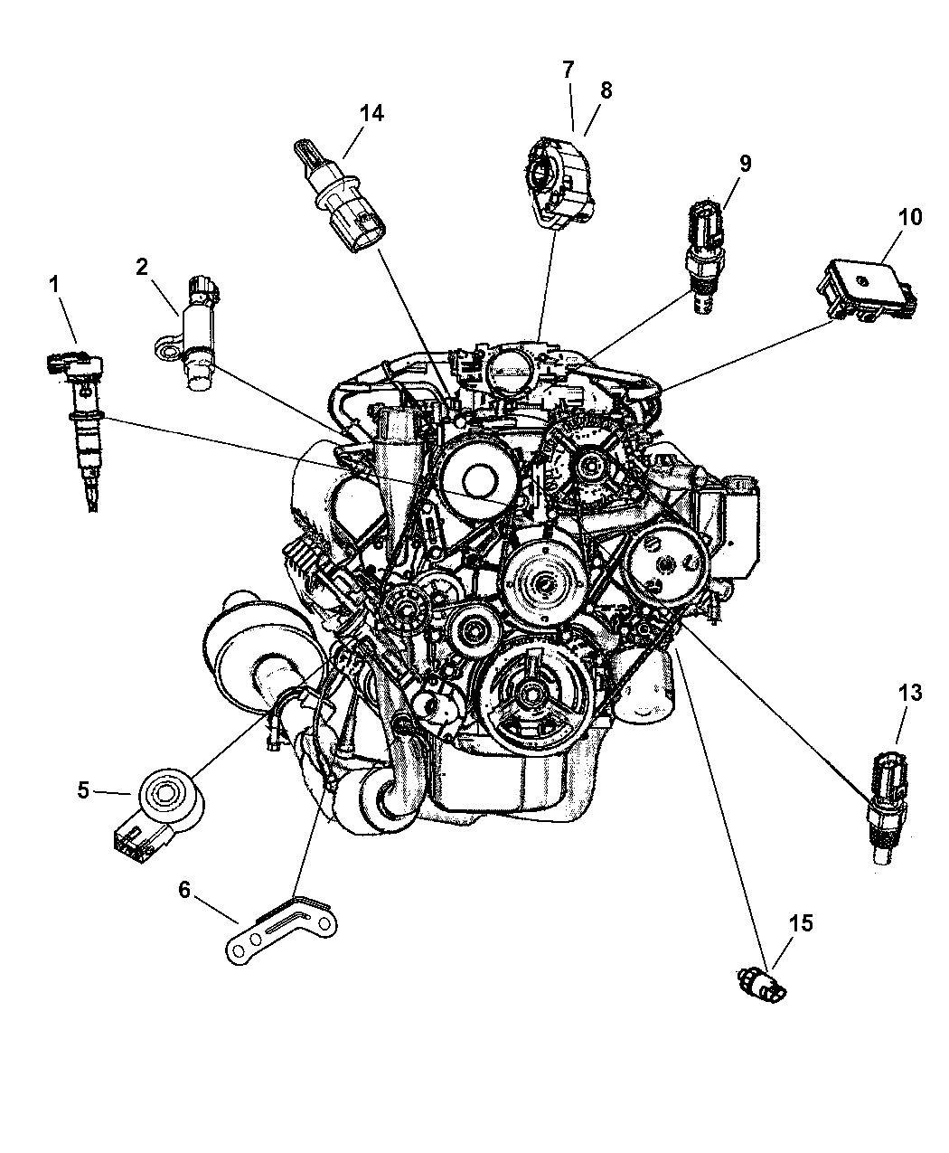 00009 likewise Air Filter additionally P 0996b43f80375dca together with P 0996b43f80376004 further 696 Bottom End. on crankshaft fly engine