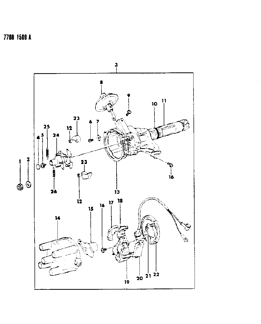 1987 dodge ram 50 wiring diagram
