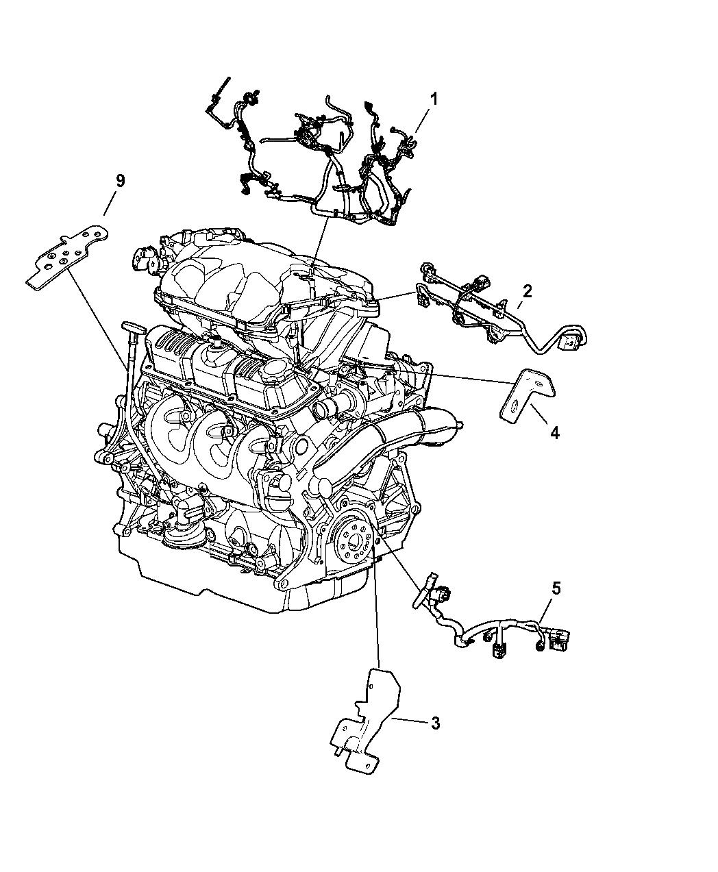 dodge caravan 2 4l engine diagram 2006 caravan 2 4 engine diagram
