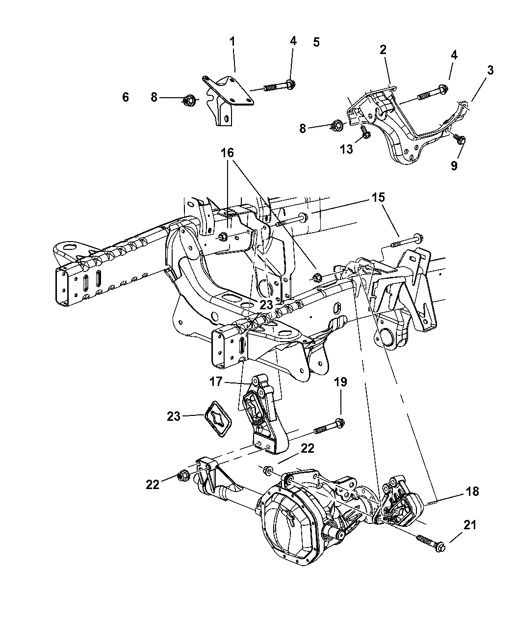 2003 ram 1500 engine