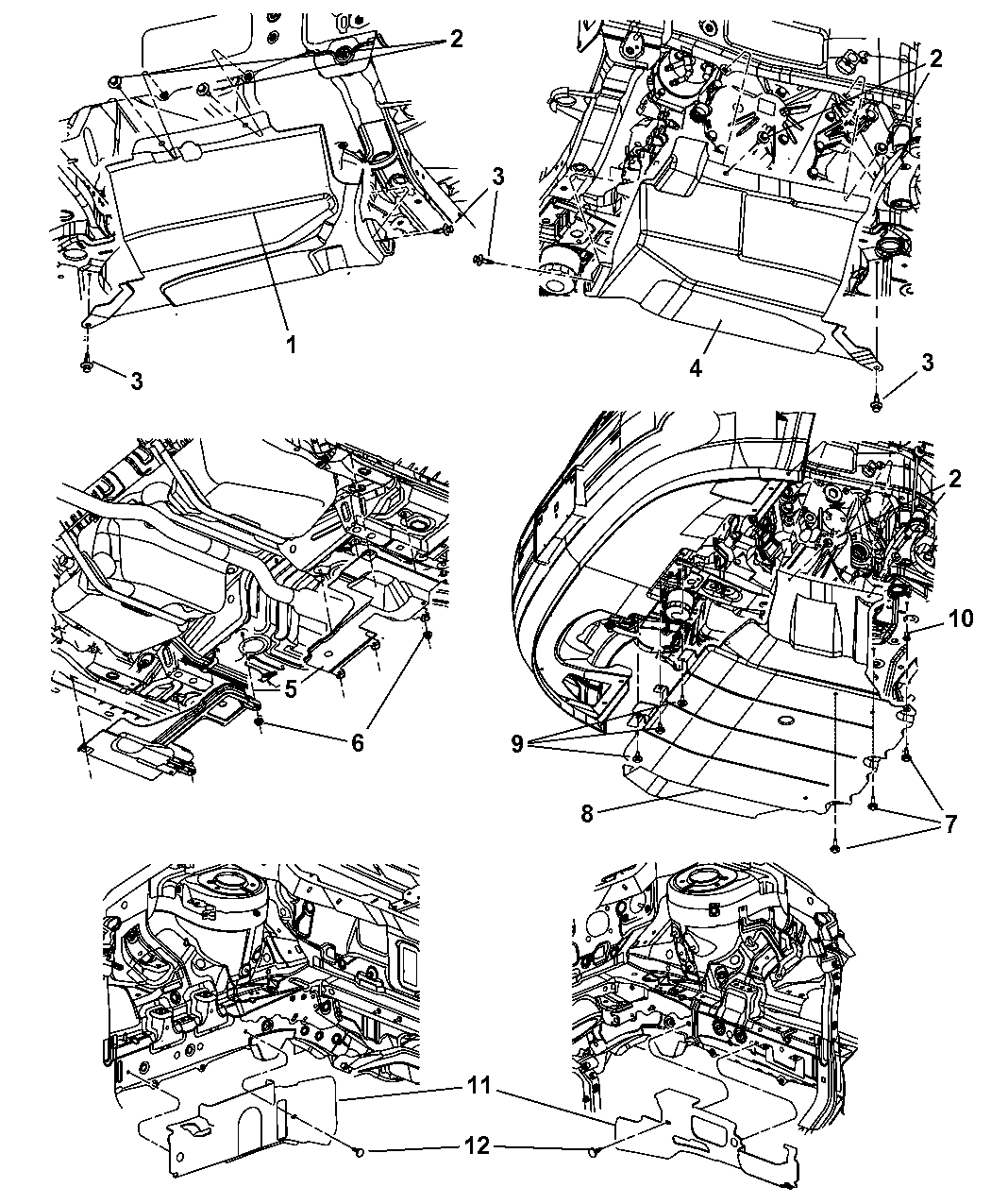 Parts Diagram 2007 Dodge Caliber Sxt Com