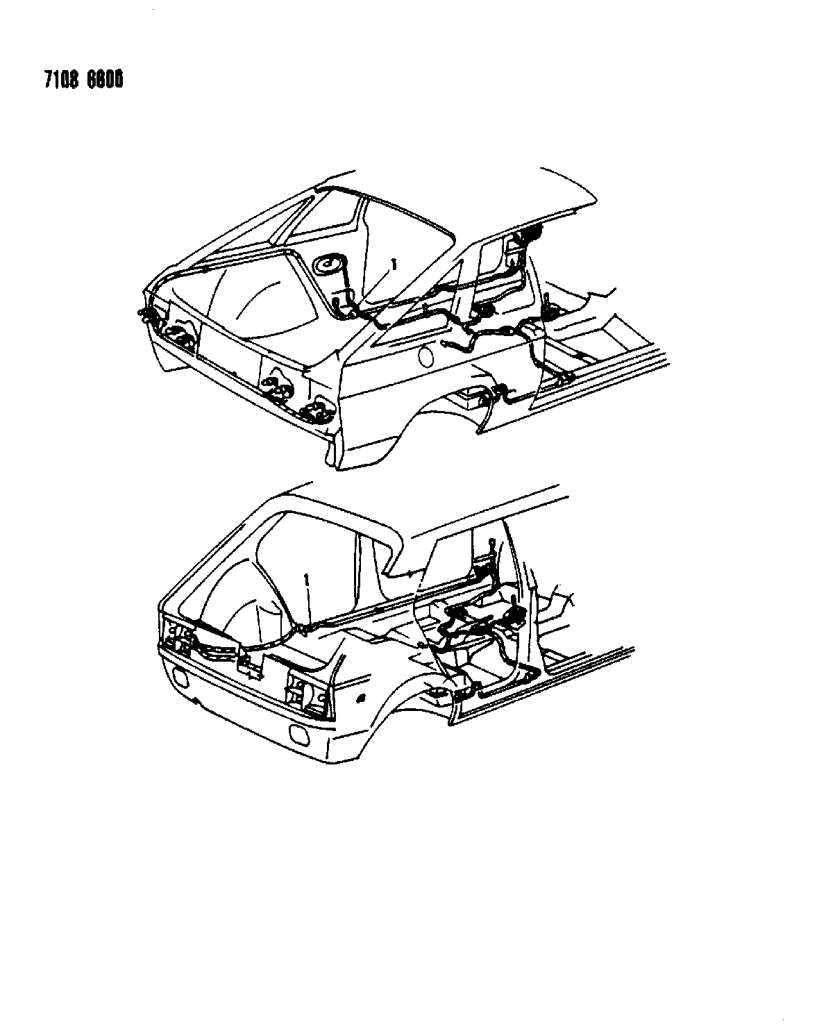 1987 dodge charger wiring