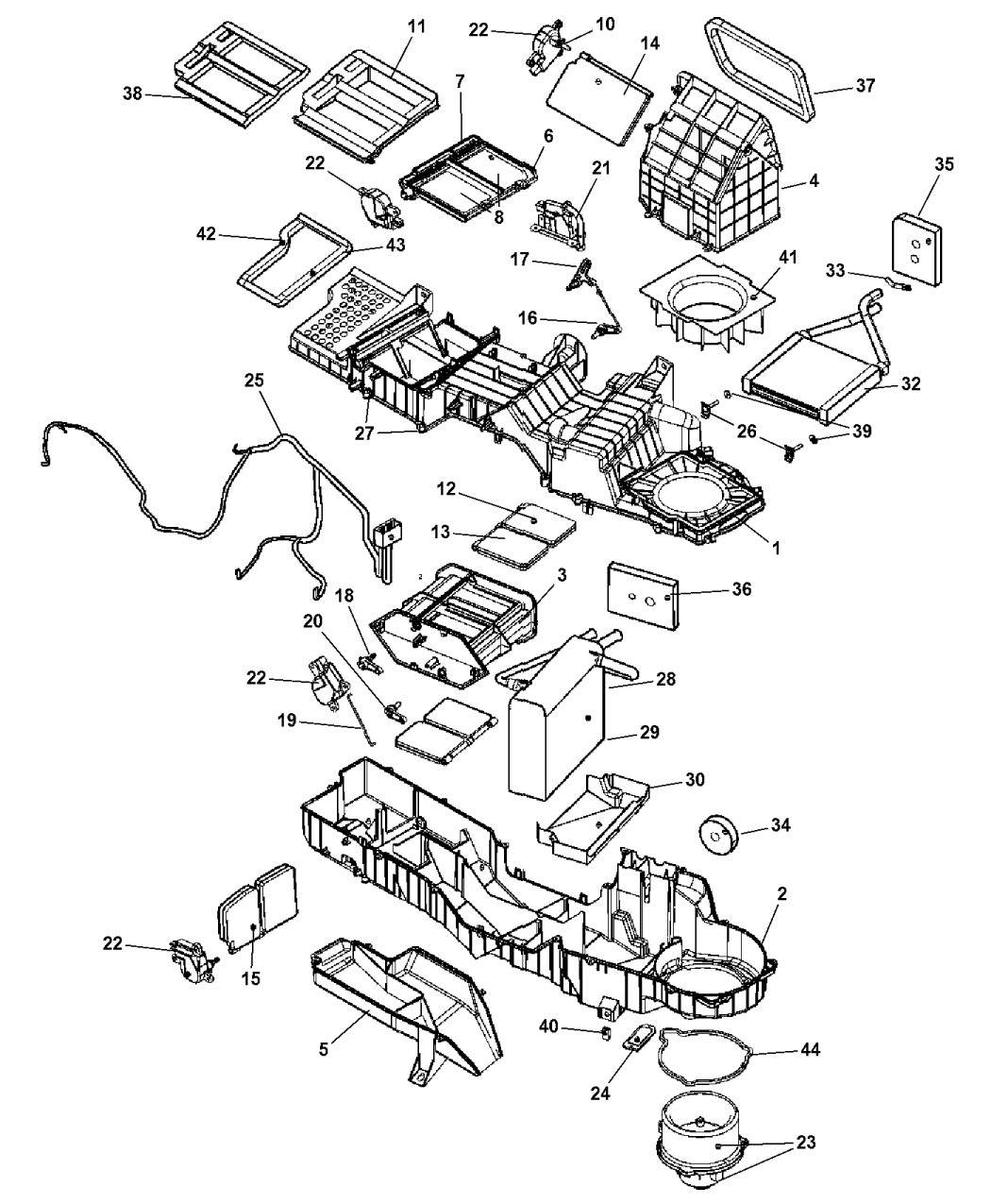 mopar 5140726aa dodge nitro ac diagram dodge ac diagram #1