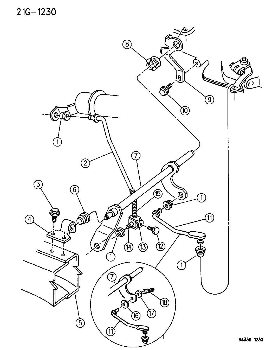 1996 dodge dakota automatic transmission