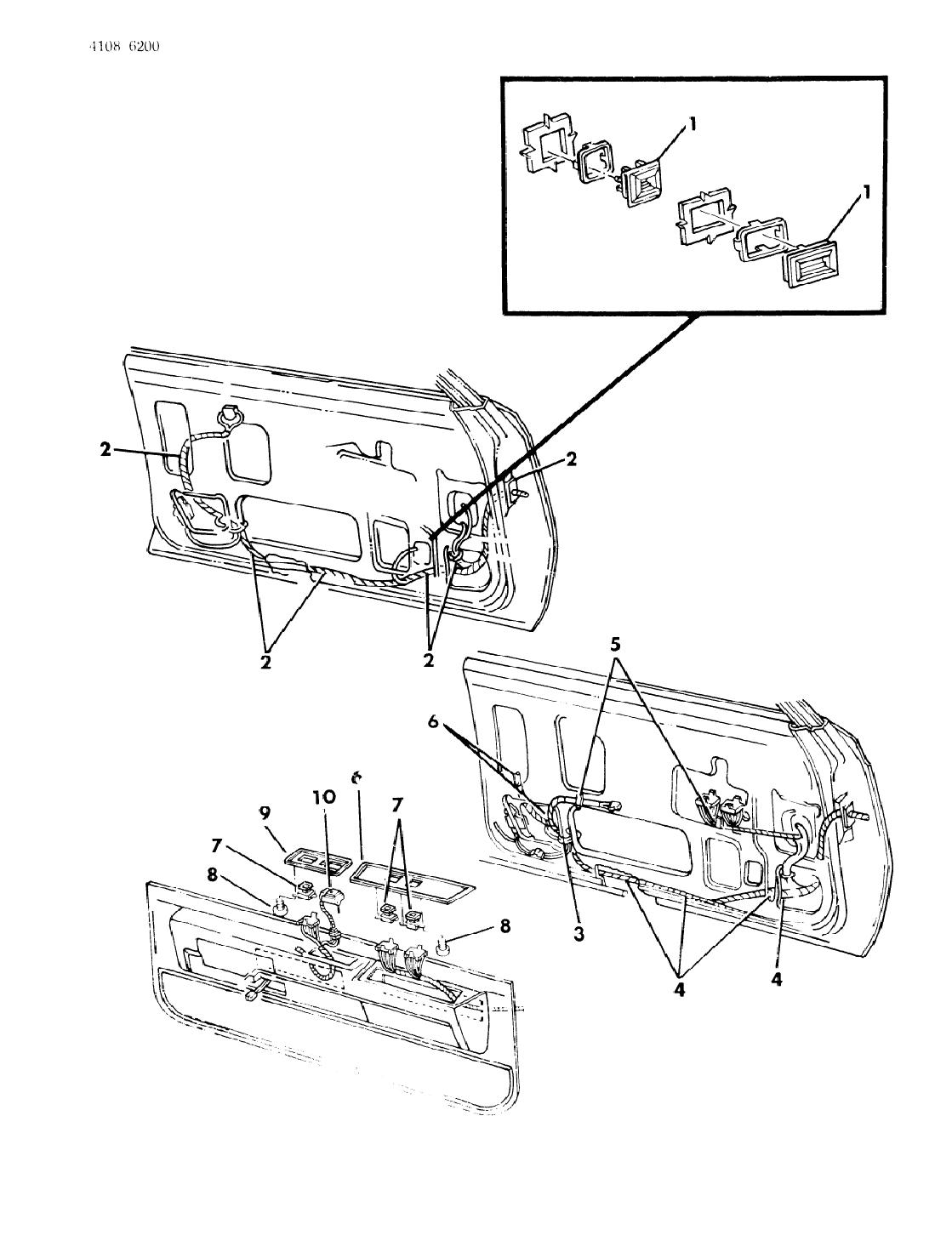 [WRG-5568] Dodge Aries Wiring Diagram