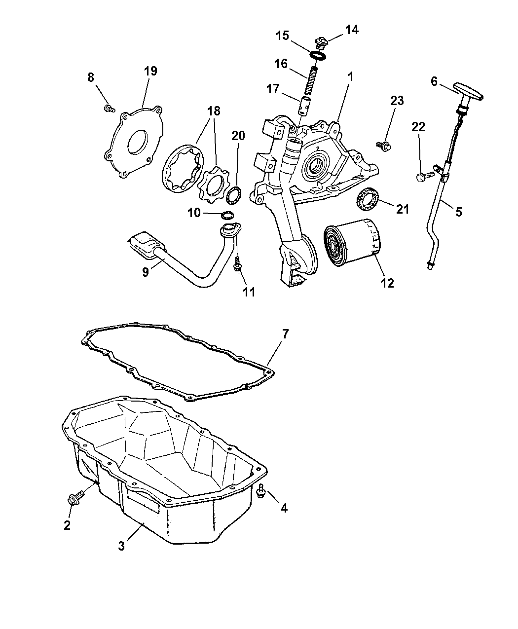 Wiring Diagram PDF: 2003 Dodge Caravan Engine Diagram