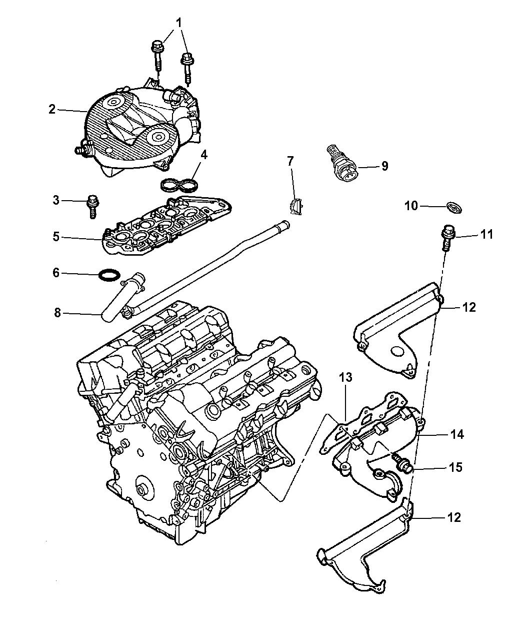 2 7 liter chrysler engine diagram 2000 dodge intrepid engine diagram wiring diagrams blog  2000 dodge intrepid engine diagram