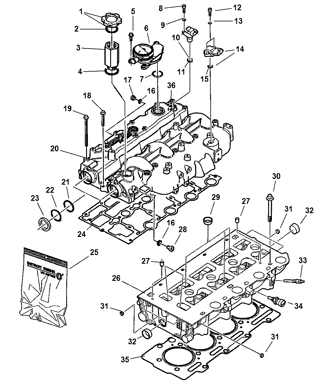 Jeep Liberty 3 7 Engine Diagram 6 Cylinder