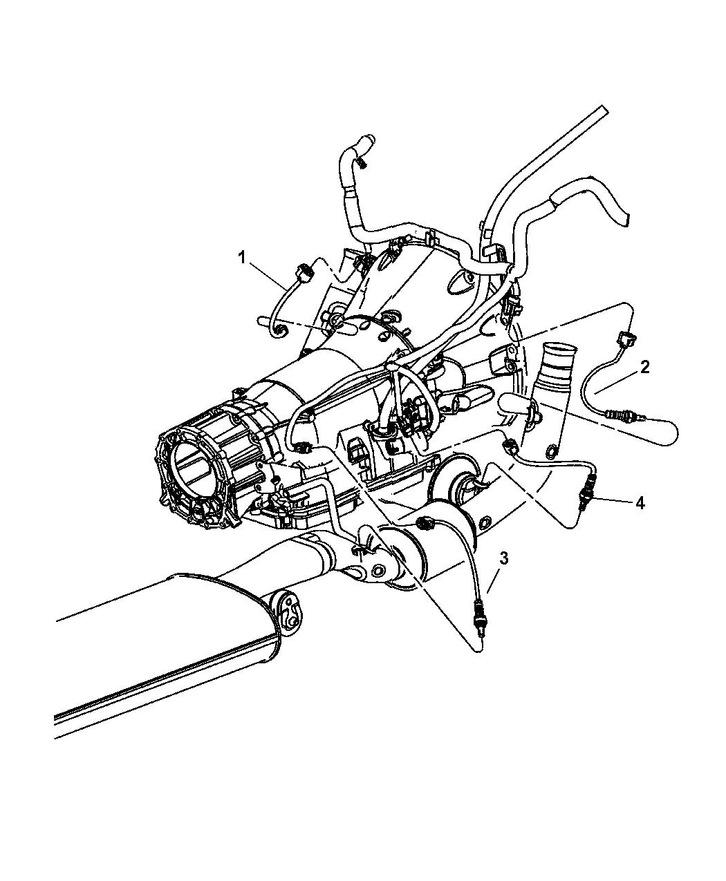 Jeep Commander O2 Sensor Wiring Diagram - Wiring Diagrams List on