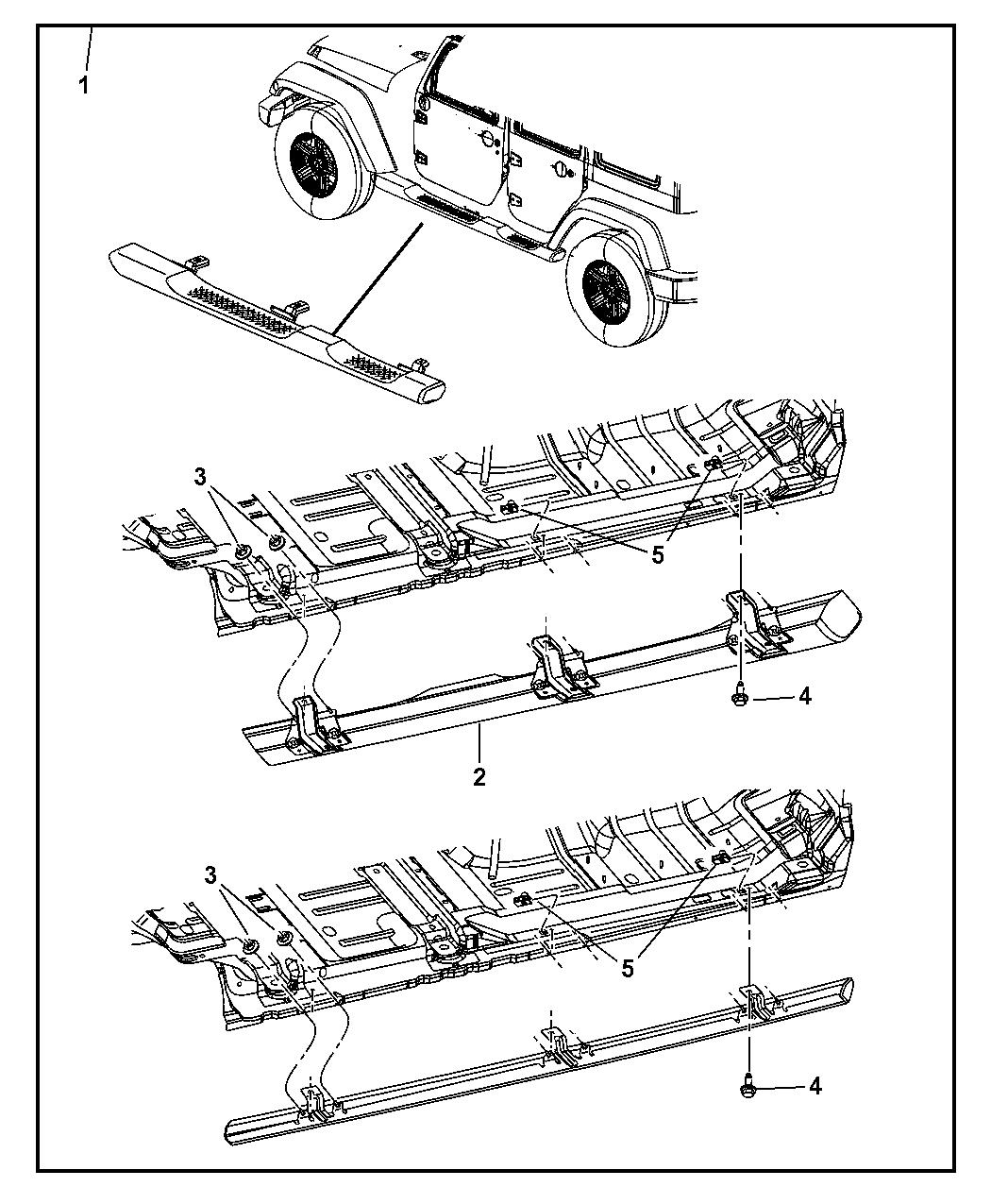 Jeep Wrangler Tj 2004 Full Service Repair Manual