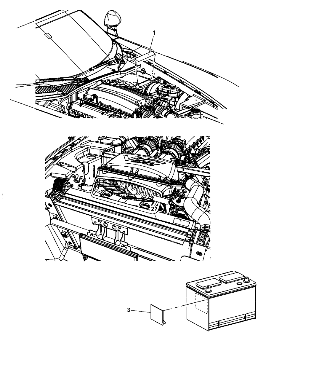 68160950AA - Genuine Dodge LABEL-AIR CONDITIONING SYSTEM