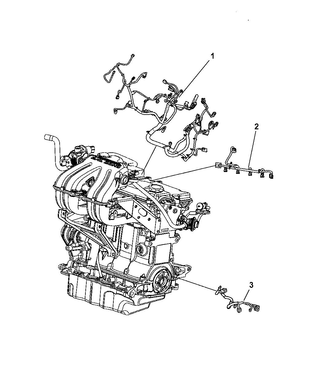 Wiring Diagram Creator: 2004 DODGE CARAVAN ENGINE HOSE DIAGRAM