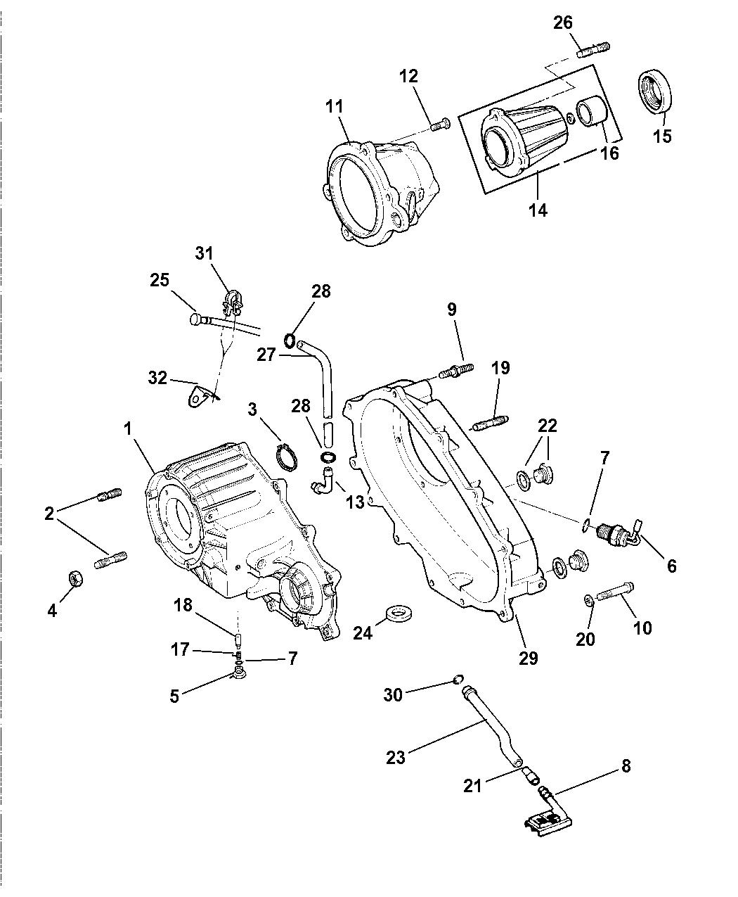1997 Dodge Dakota Case  U0026 Related Parts Of Transfer Case Model