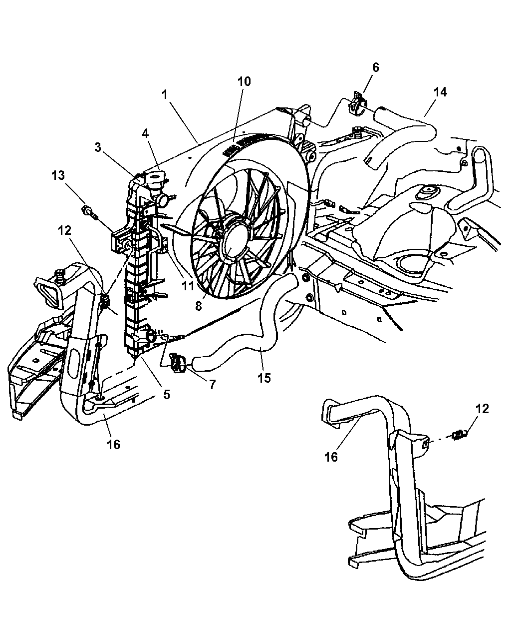 [DIAGRAM_4FR]  2004 Jeep Grand Cherokee 4 0l Engine Coolant Diagram - 1996 Lincoln Fuse  Box - podewiring.yenpancane.jeanjaures37.fr | 2004 Jeep Grand Cherokee 4 0l Engine Coolant Diagram |  | Wiring Diagram Resource