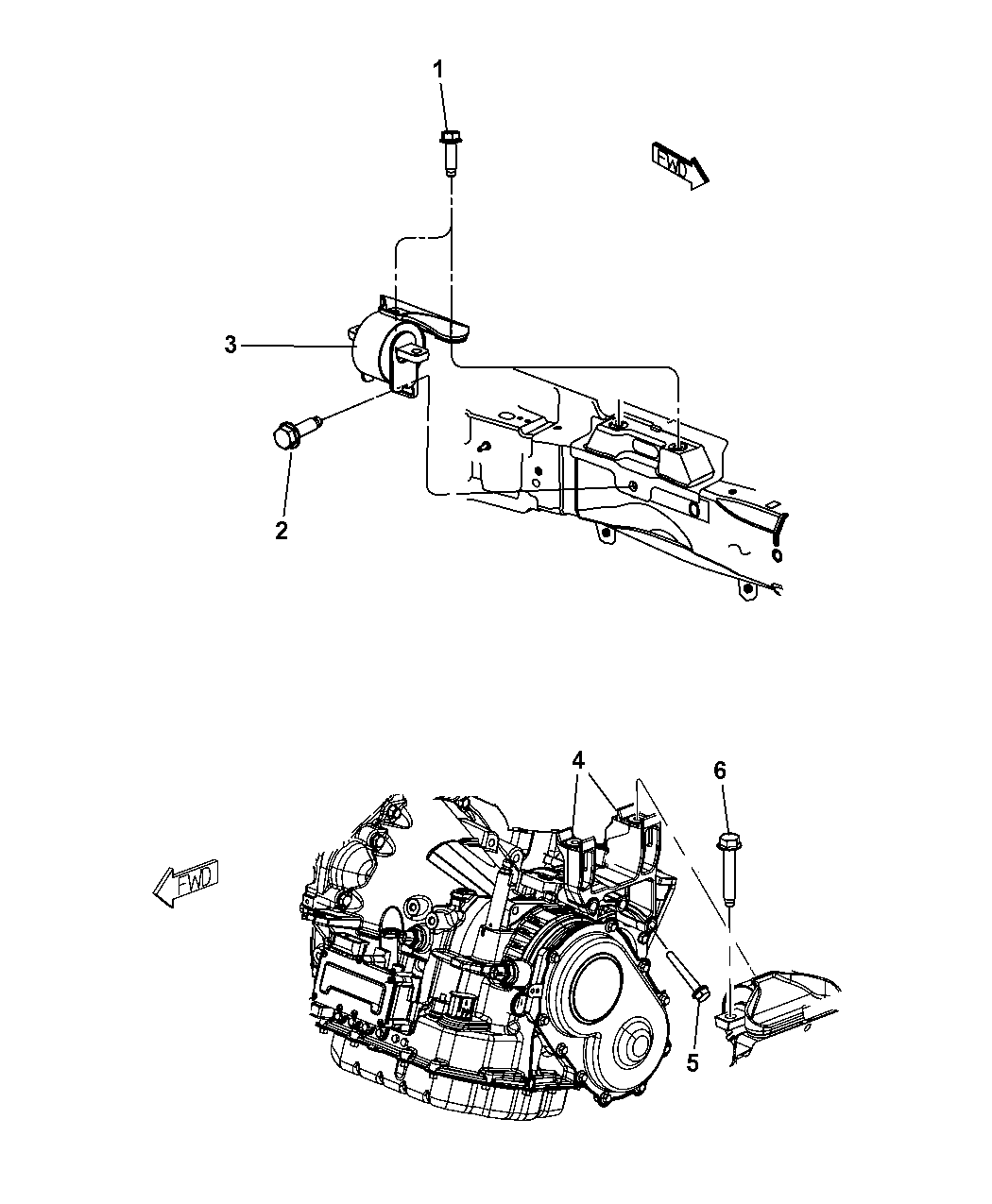 2012 Dodge Avenger Serpentine Belt Replacement