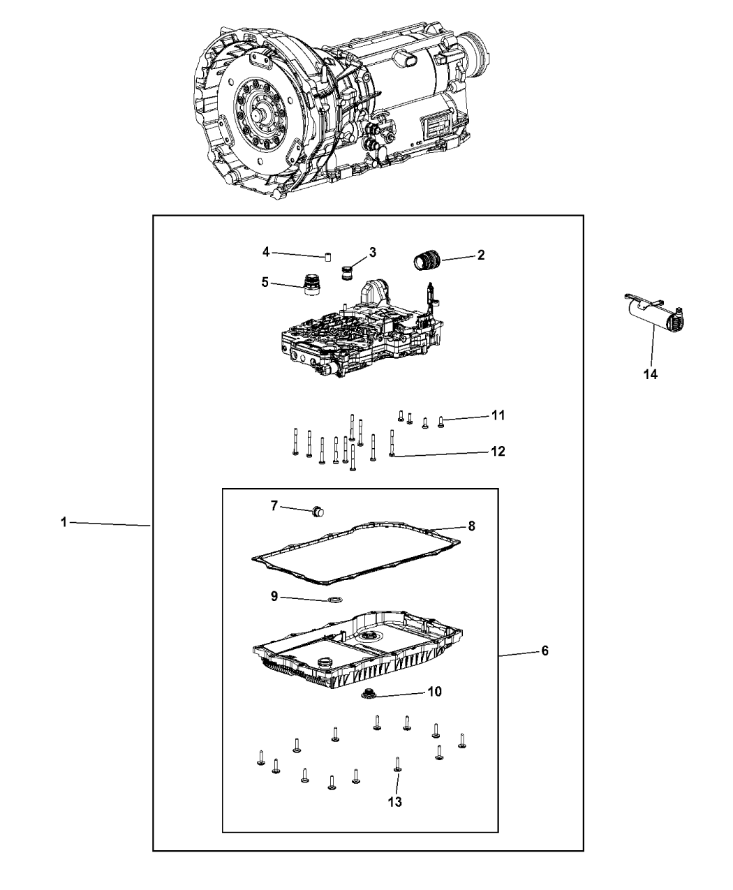 2017 Jeep Grand Cherokee Parts Diagram