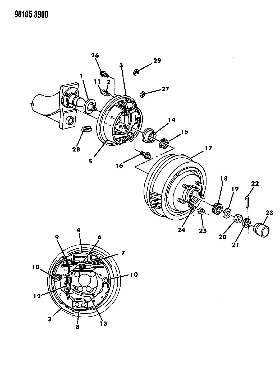 1990 Dodge Dynasty Wiring Diagram - Wiring Diagram Schema