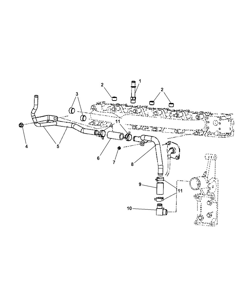 dodge ram 3500 parts diagram heater hose  u2022 wiring diagram