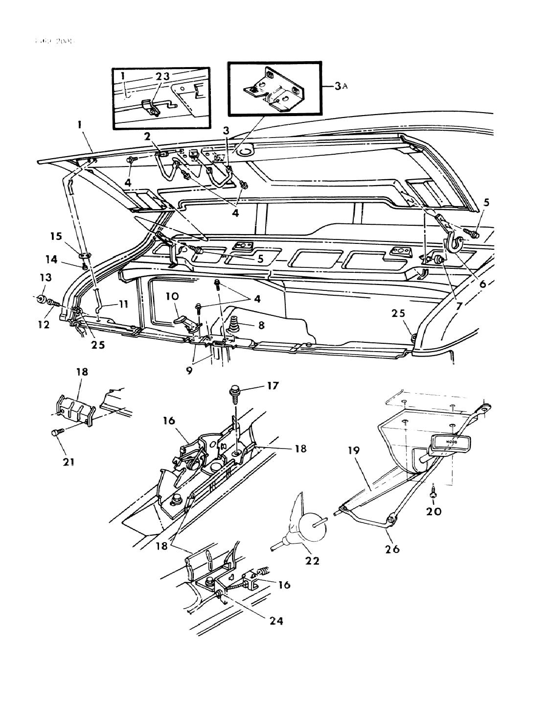 1984 dodge van parts