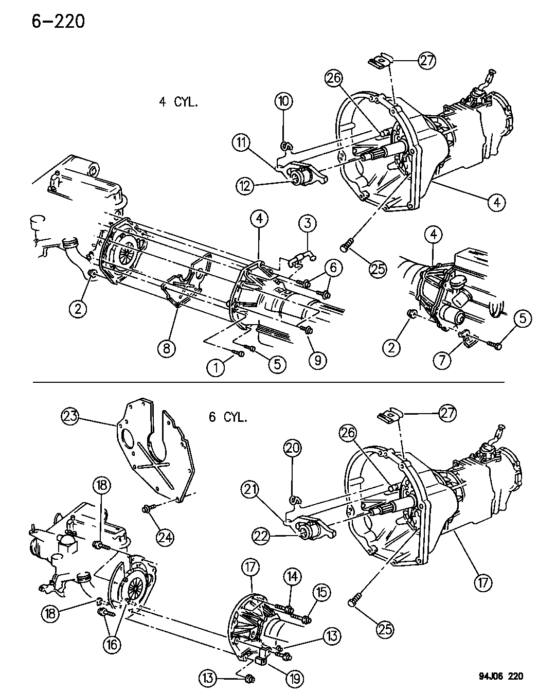 52107557 Genuine Mopar Housing Clutch Jeep 4 0l Engine Bellhousing Diagram 1995 Cherokee Pan