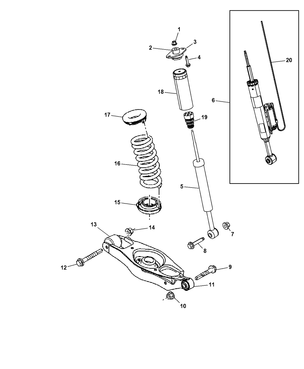 Resource T D Amp S L Amp R Ab C Ee C Ff E Ab B A Db C B Cb B A on 2007 Dodge Charger Front Suspension Diagram