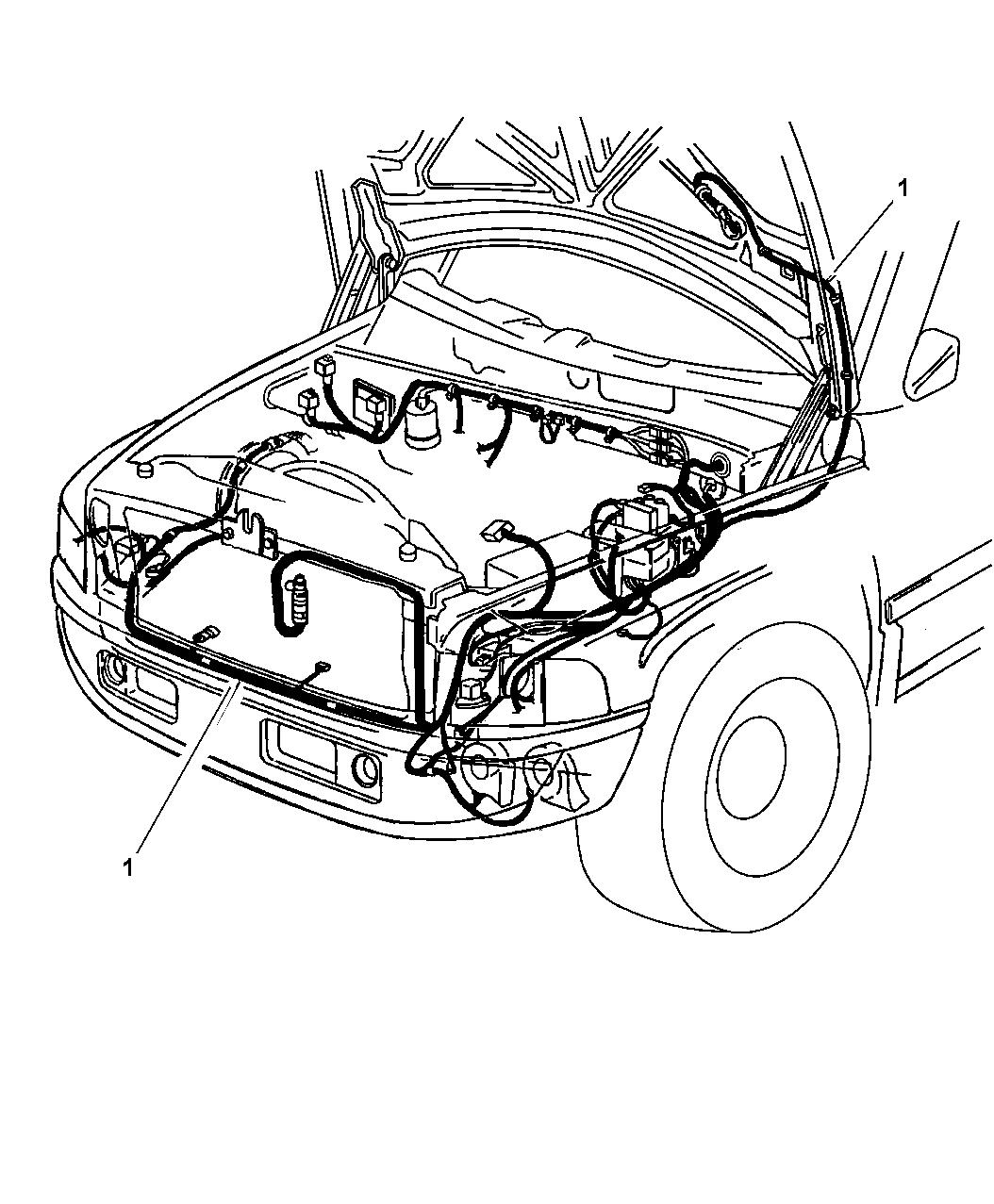 1997 Dodge Ram 3500 Wiring Headlamp Dash