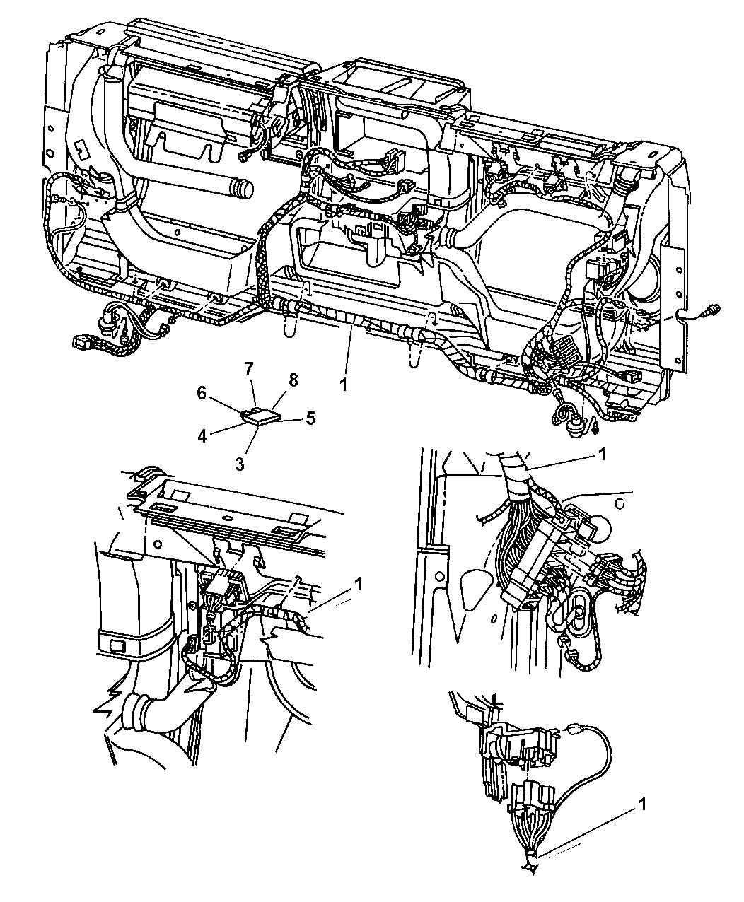 56009339 - Genuine Jeep FLASHER